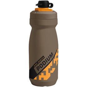 CamelBak Podium Dirt Series Fles 620ml, shadow grey/sulphur